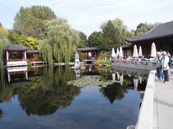 Restaurant Chinesischer Garten