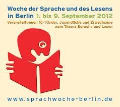 Woche der Sprache und des Lesens in Berlin 2012