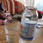 Mineralwasser löscht immer den Durst