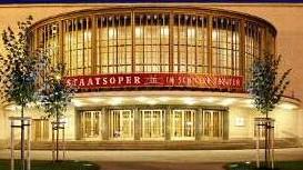 Staatsoper Berlin im Schiller-Theater