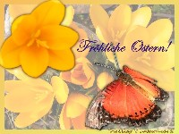 E-Card Frohe Ostern