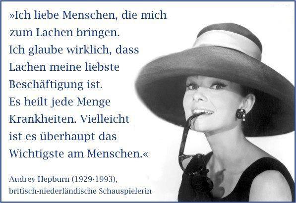 Zitat von Audrey Hepburn