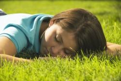 Frühjahrsmüde und antriebslos