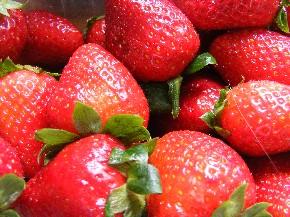 deutsche Erdbeeren