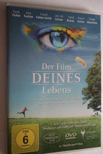 """""""Der Film deines Lebens"""" DVD - Cover"""