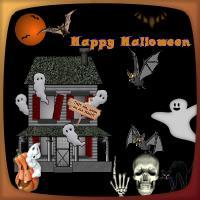 E-Card zu Halloween