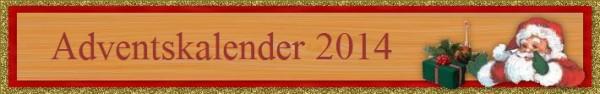 2014 bietet mein Adventskalender wieder viele Geschenke zum Download