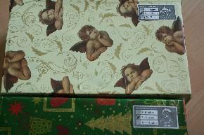 Weihnachten im Schuhkarton 2014 für Junge und Mädchen