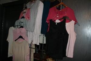 Solidarität - Kleidung für Flüchtlinge
