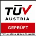 Die smoveys sind vom TÜV Austria geprüft.